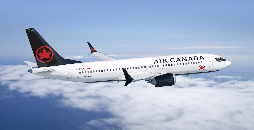 Air Canada Cancels 12 Airbus A220 And 10 737 MAX Orders