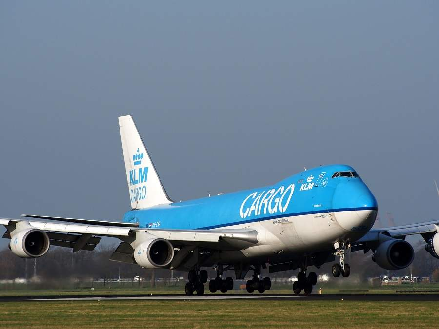 Transporting Vaccines By Air Has Already Began! Cargo KLM