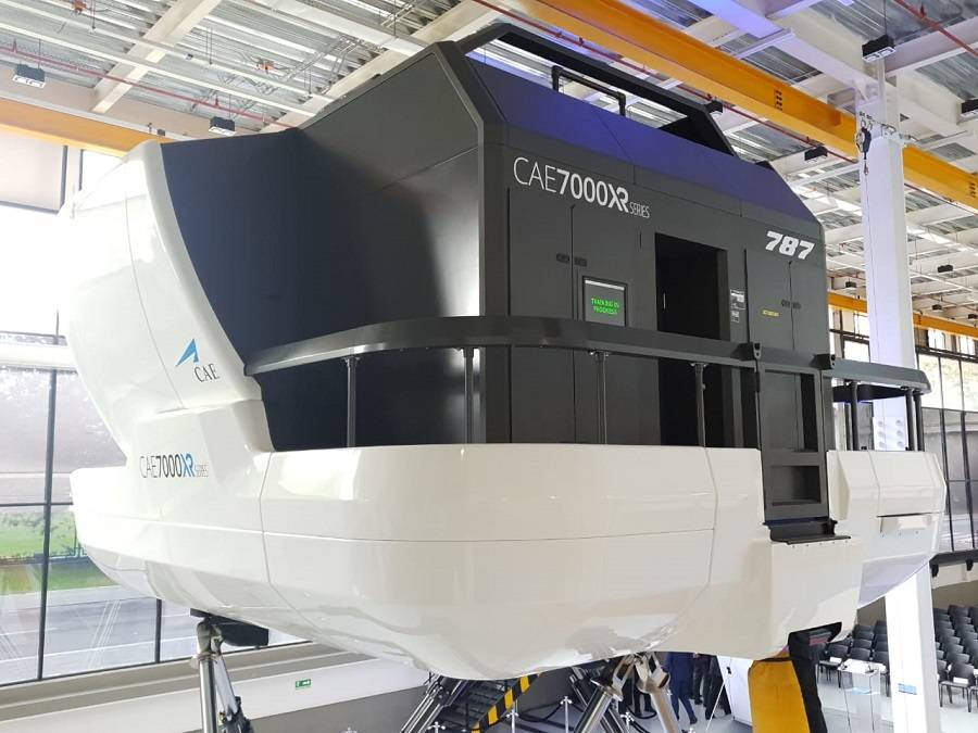 CAE: Training For Pilots And Airlines Is On The Rise!