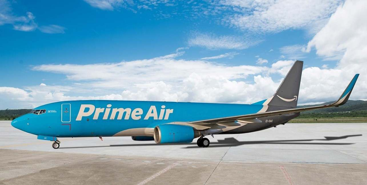 Amazon To Start European Air Cargo Operations