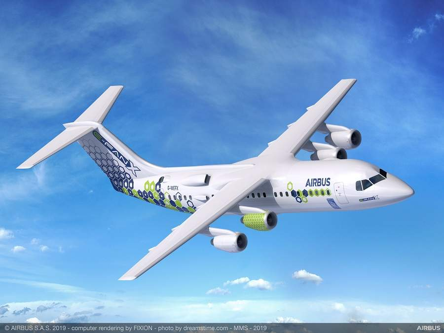 Hybrid Airliners? Aircraft Lessor Thinks So