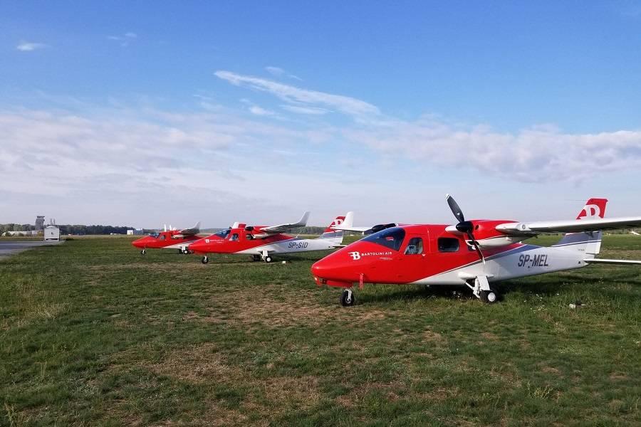 Airline Pilot Club (APC) Announces Bartolini Air Partnership