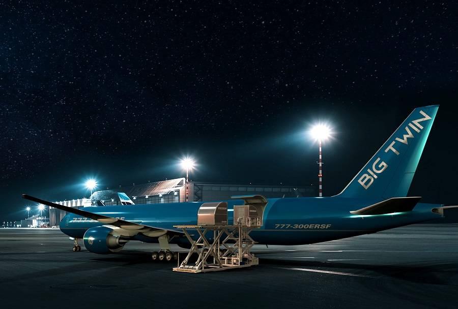 Cargolux Considering Boeing 777-300ER Conversion