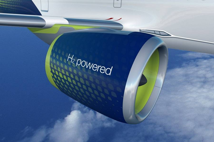 Hydrogen Combustion: Airbus Explains Further