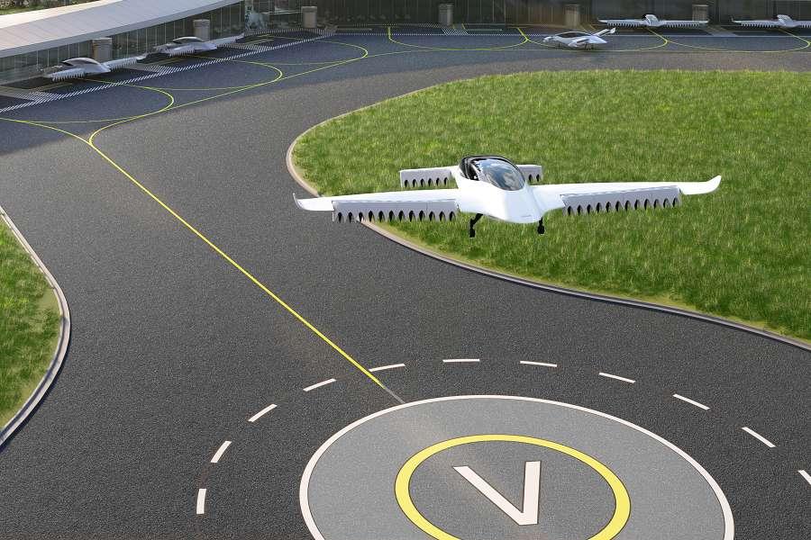 Lilium Air Taxi Expanding Hub Network