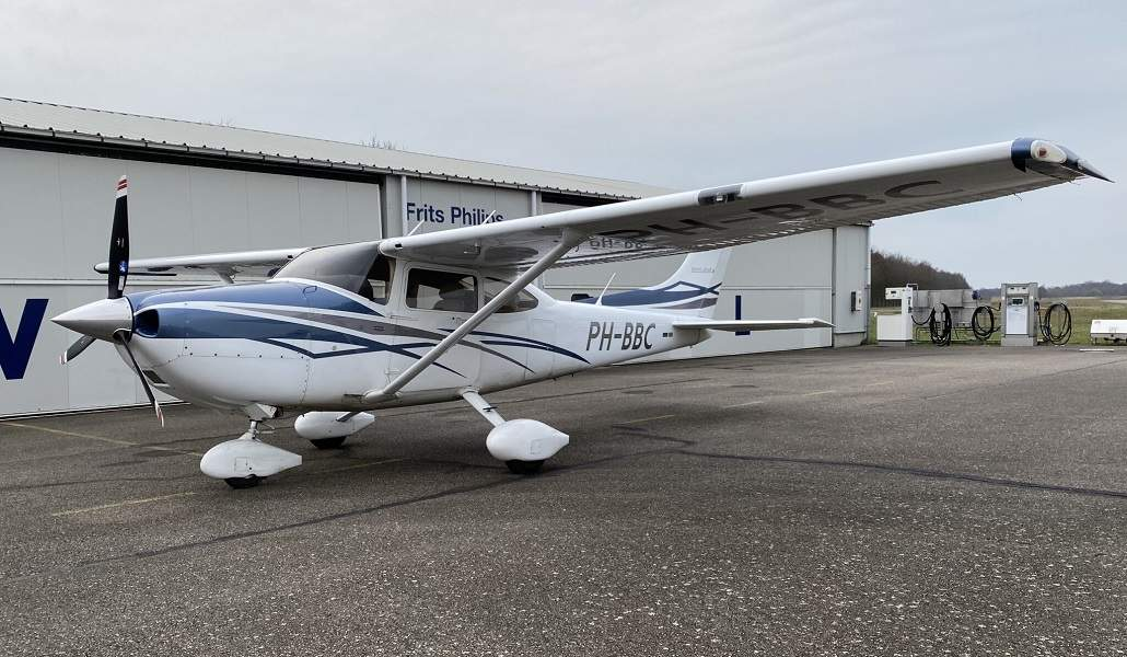 Cessna Has Mid-air Drone Collision In The Netherlands
