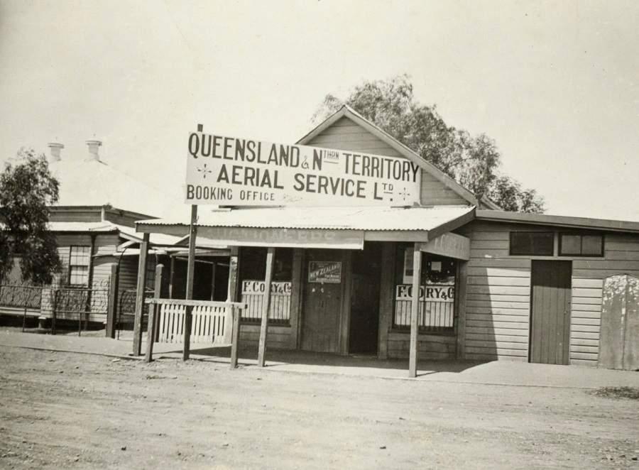 Qantas Celebrates 100th Birthday Today!