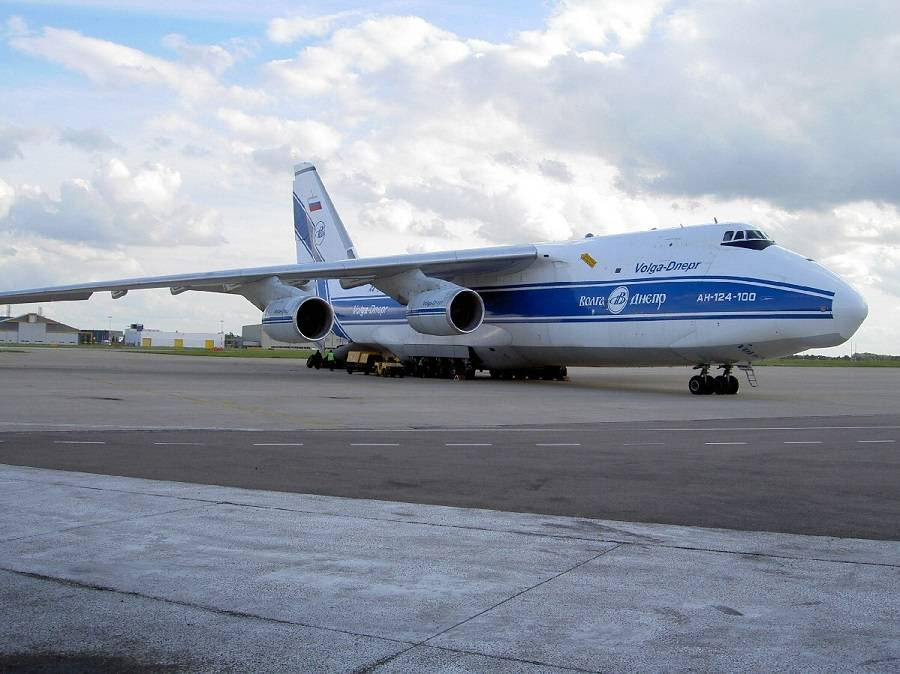 Incident Update: Volga-Dnepr Grounds All An-124 Aircraft