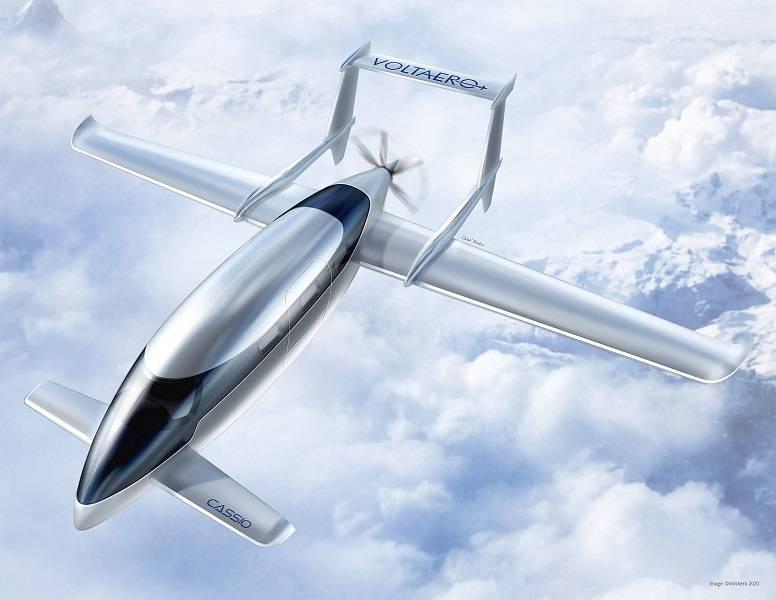 VoltAero Cassio Hybrid Aircraft Gathers Pace
