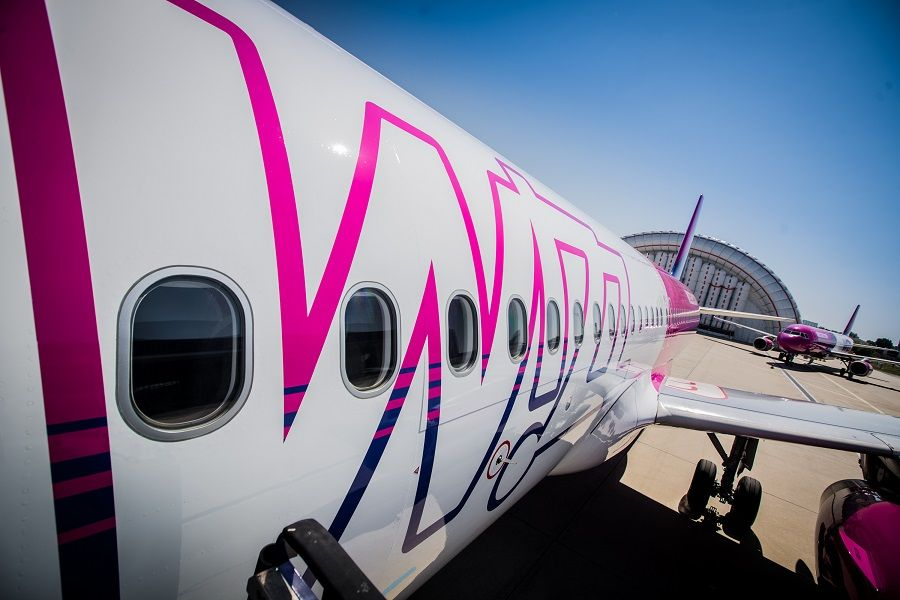 WizzAir Aims To Save Fuel (and be Green)