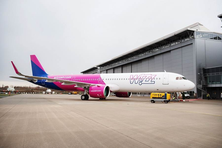 WizzAir's Ways To Save Fuel (and be Green)
