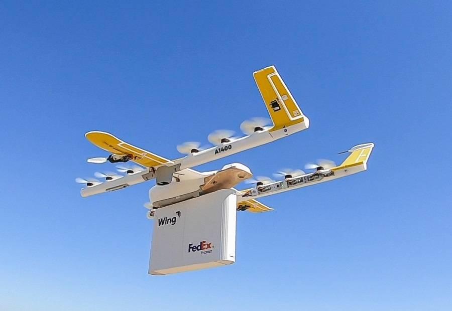 FedEx – E-Commerce Boom Drives Air Freight