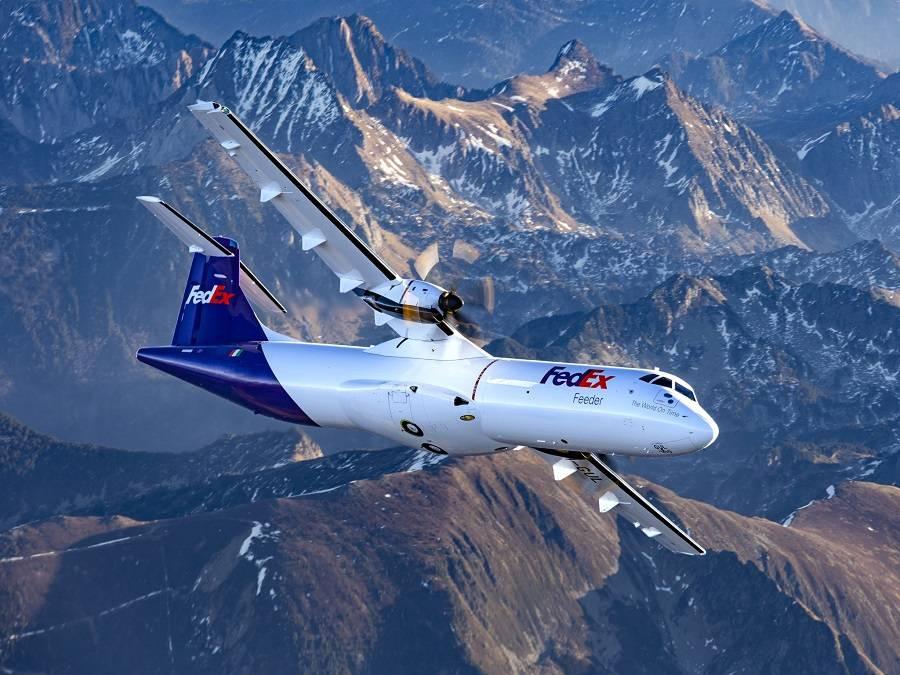 FedEx ATR 72
