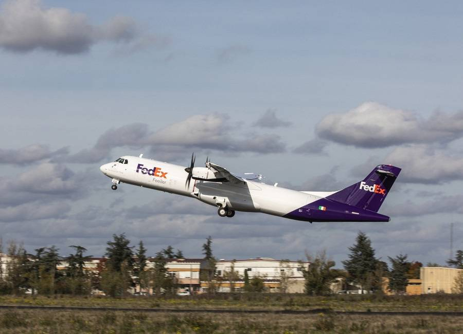 FedEx – ATR 72 Fleet Gets New Blood