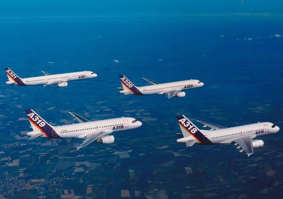 Narrowbodies Getting Narrower: The Airbus A220