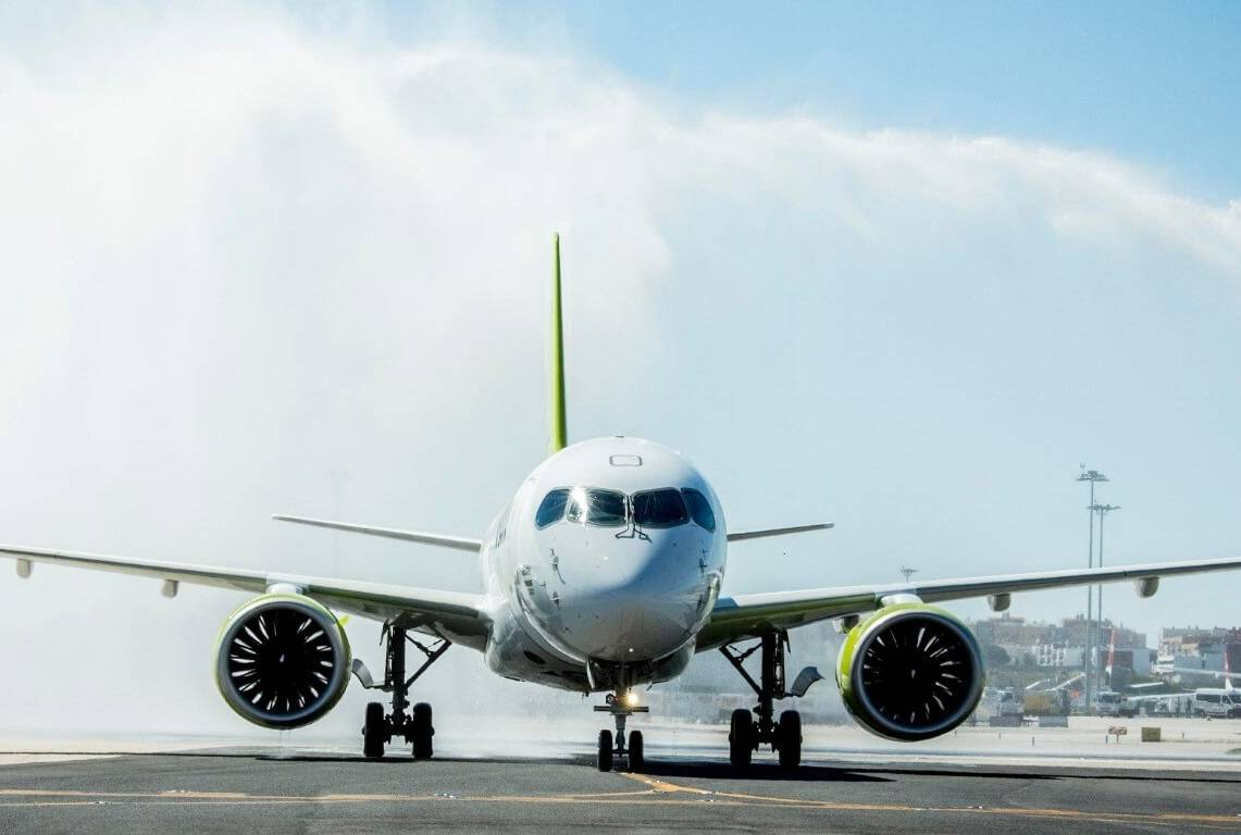 AirBaltic Sends Off Its Last Boeing 737