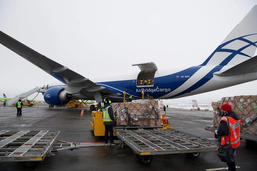 Volga-Dnepr – Boeing 777F Enters Service