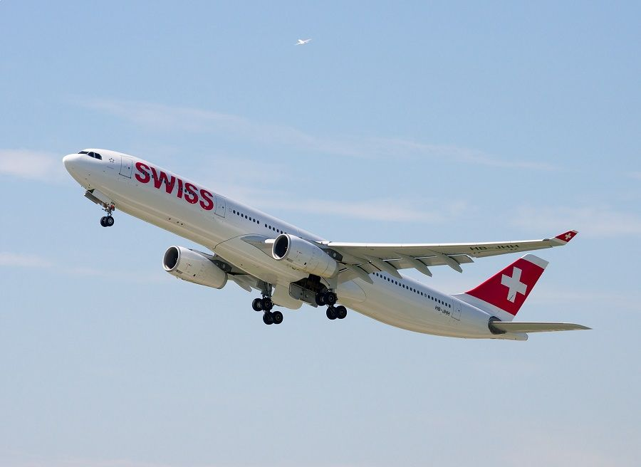 SWISS Widebody 45-Minute Flights? On A Schedule?