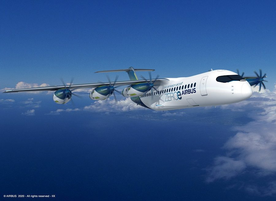 Airbus – Hydrogen Plans Still On, For Future Aircraft