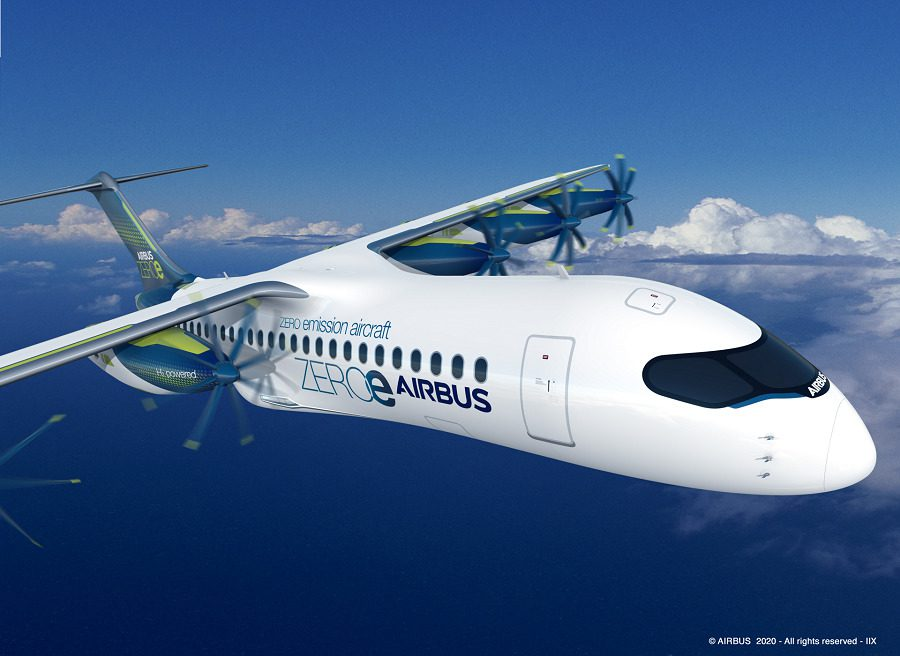 Hydrogen – Boeing Has No Plans To Use It (Any More)