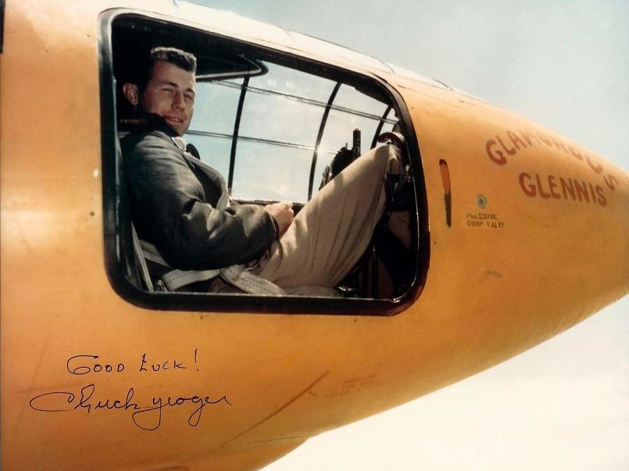 Chuck Yeager, The Bell X-1 Test Pilot, Passes Away At 97