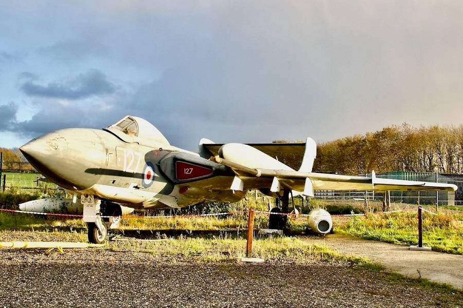 A Museum Dedicated to de Havilland