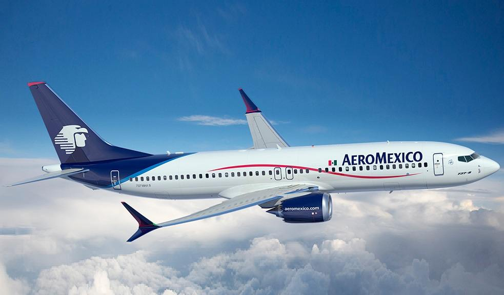 Aeroméxico Second Airline To Unground The MAX
