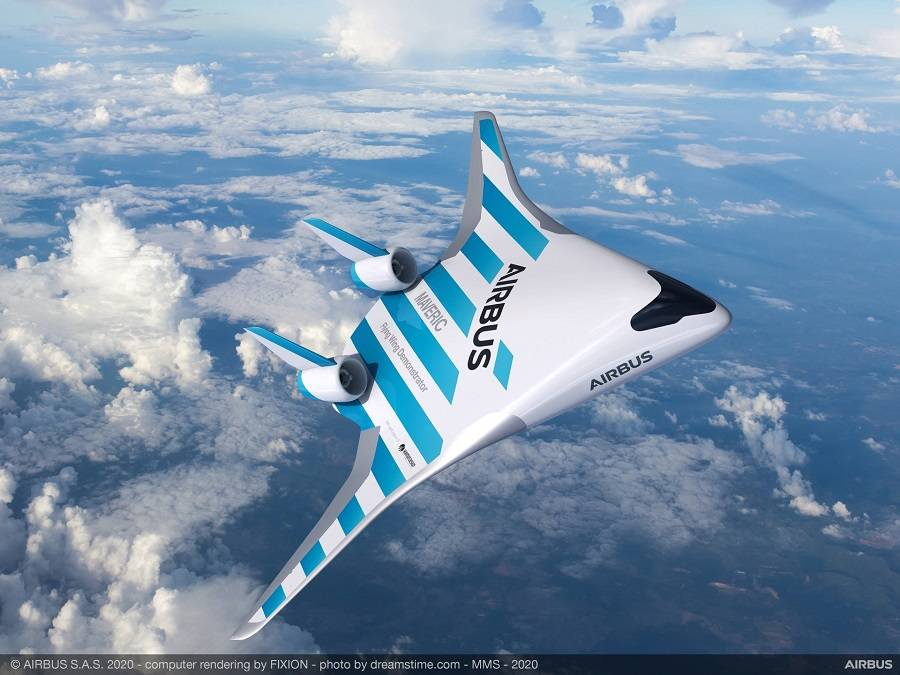 Airbus Blended Wing Body: Is Something Like It Coming?