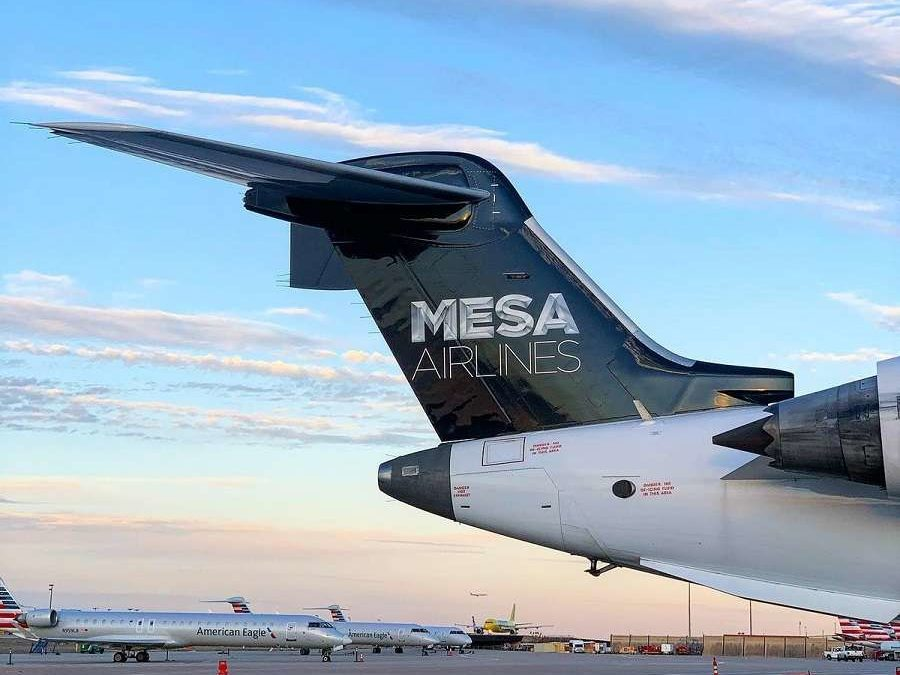Mesa Airlines – European Regional Plans Ahead?