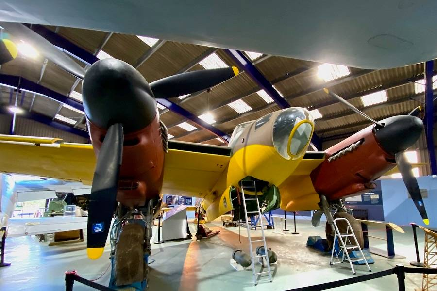 A Museum Dedicated to de Havilland