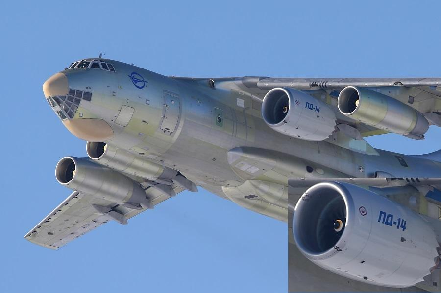 Irkut MC-21 Makes First Flight With Russian Engines