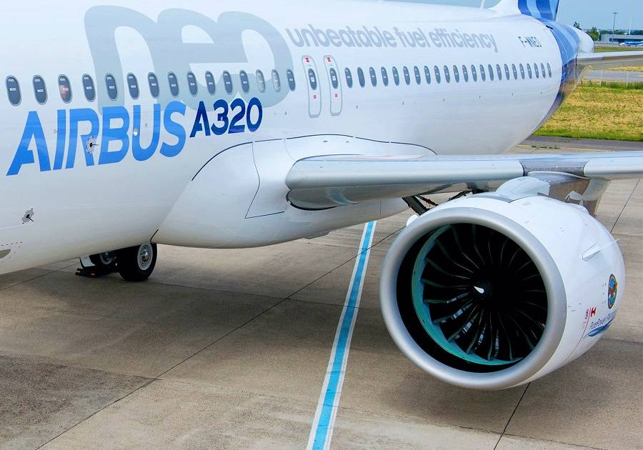 New Engine For A Mystery New Airbus?