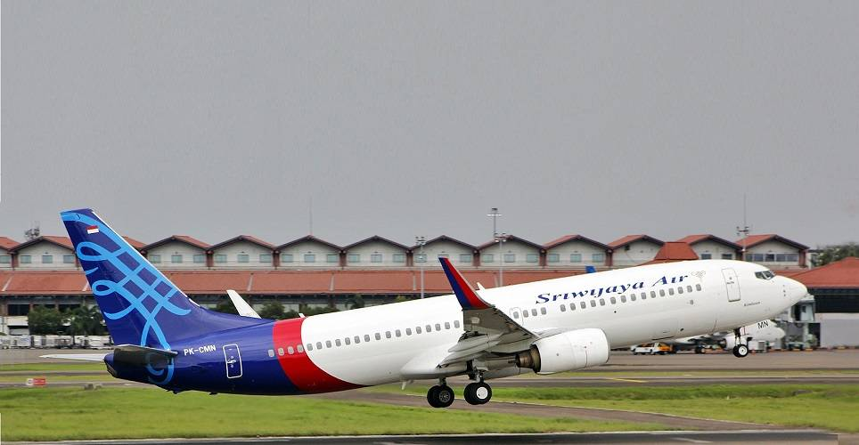 Sriwijaya Air Boeing 737-500 Missing After Take-Off