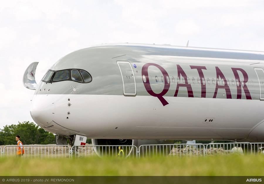 Qatar Airways Wants A Boeing 777X Freighter