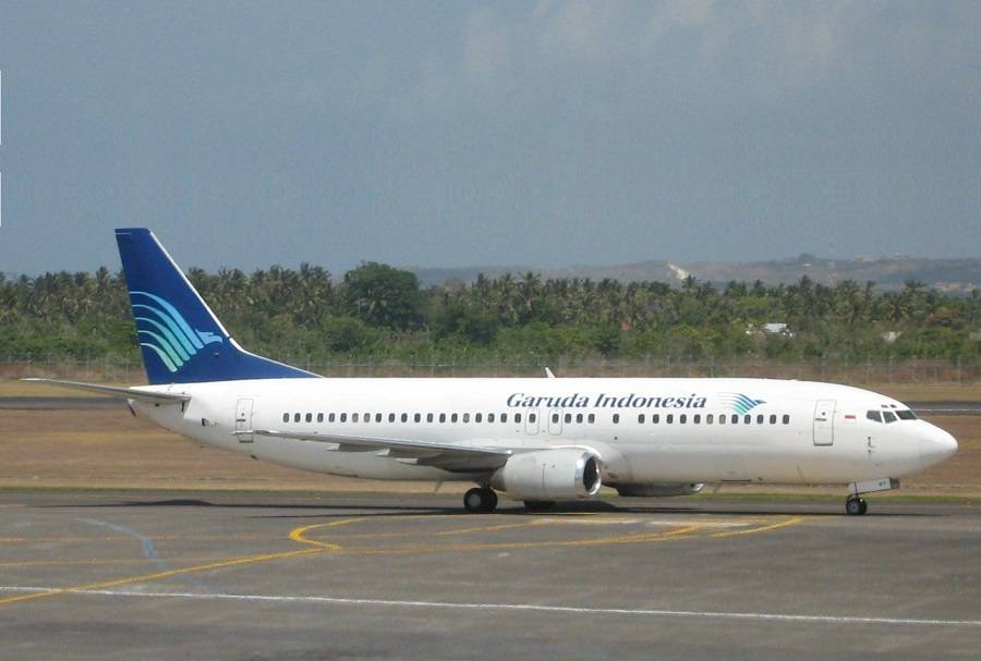 Garuda Indonesia Flight 421 – Water Ditching Success