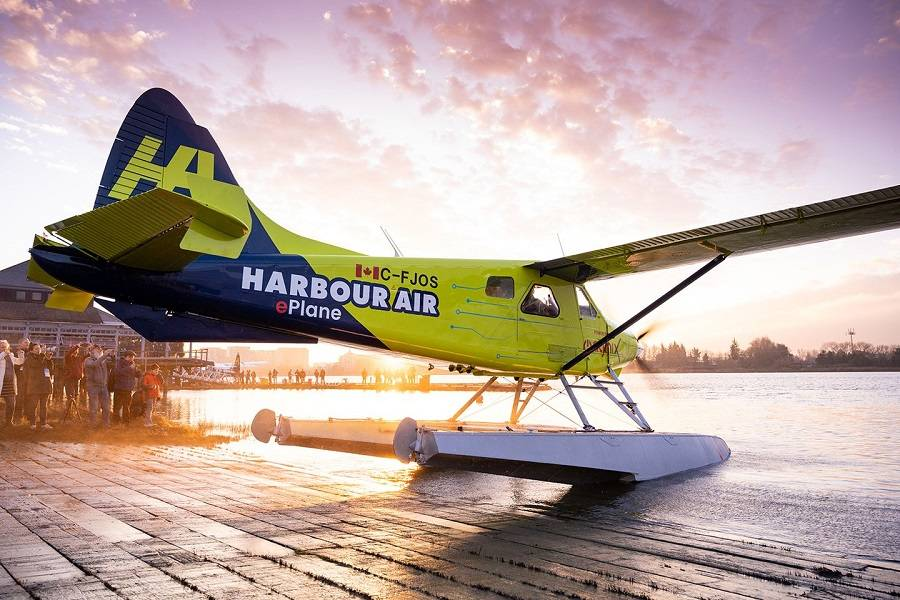 Harbour Air To Resume Electric Test Flights