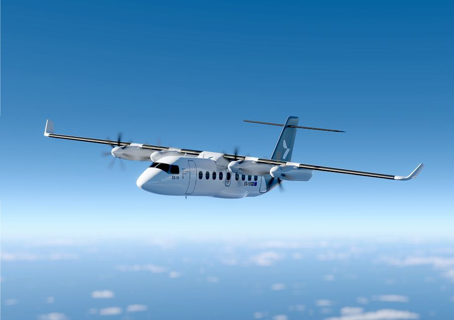 Heart ES-19 – Electric Aviation In The Right Environment?