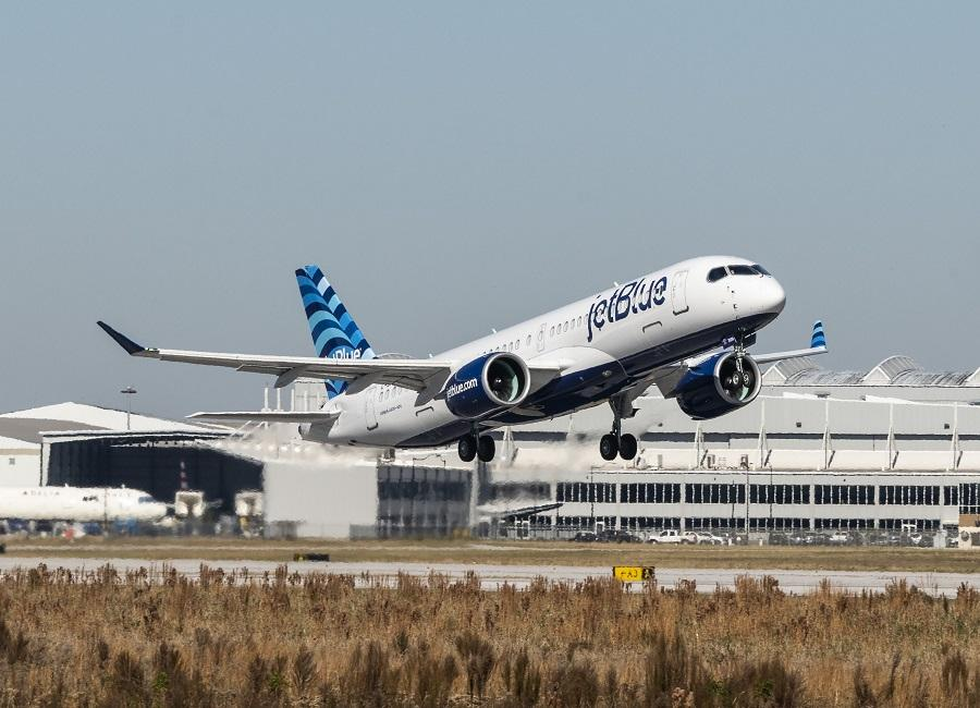 First Airbus A220 – JetBlue Ends 2020 On A High?