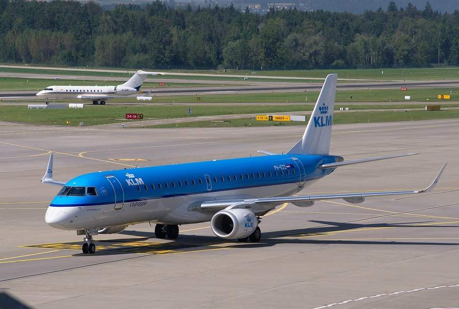 KLM Stops All Flights with Layovers from Friday!