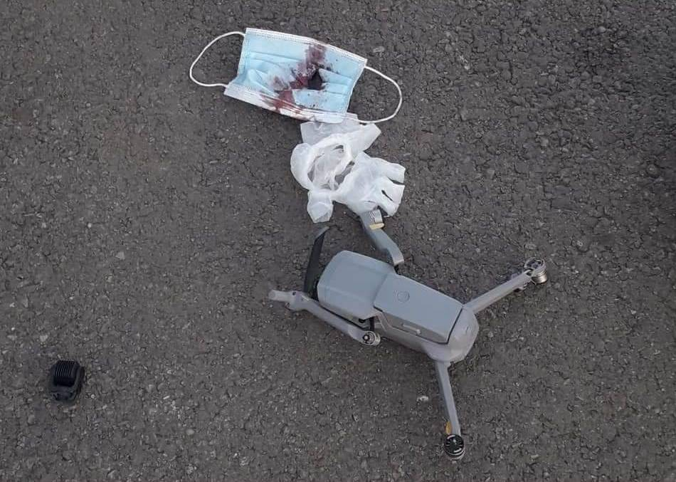 INCIDENT: Drone – Helicopter Collision, Occupant Injury