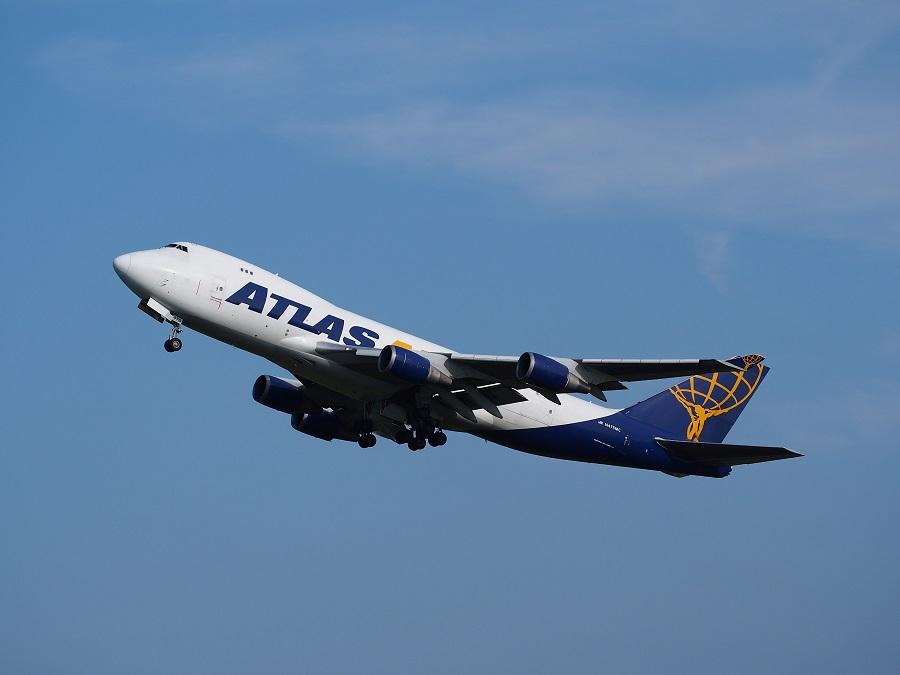 Atlas Air Buys The Last Four 747s To Be Made