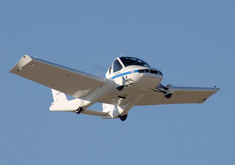 Terrafugia Transition – The First Production Flying Car?