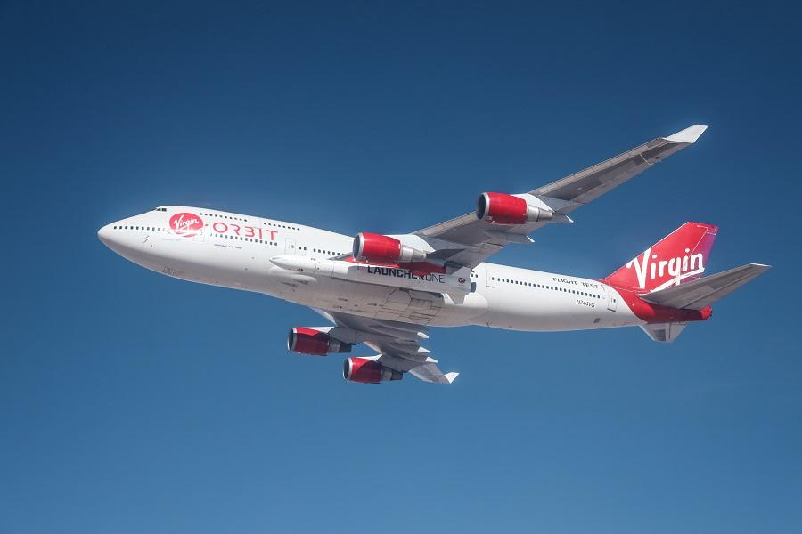 Virgin Orbit's LauncherOne Reaches Orbit!