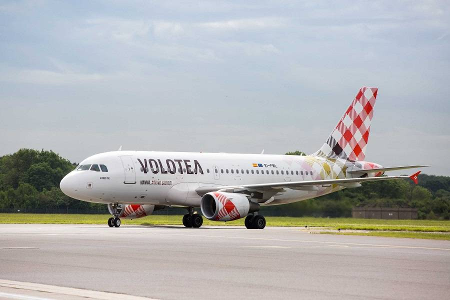 Volotea – Domestic Network Beats The Pandemic?