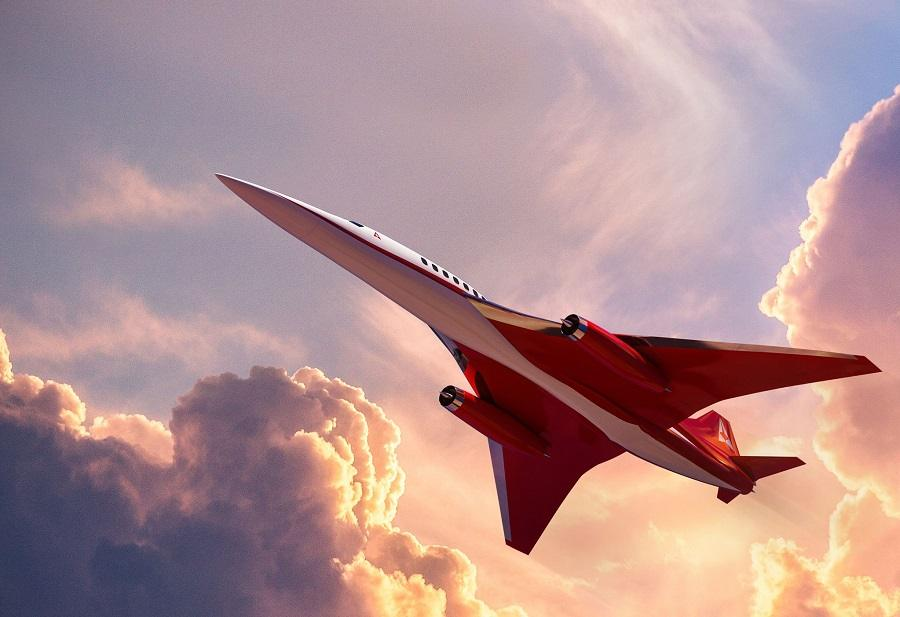 Aerion AS2 – A Supersonic Business Jet In The Making