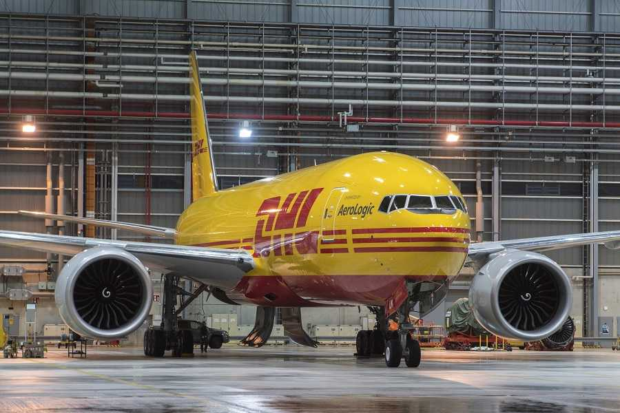 DHL Orders Eight New Boeing 777F Aircraft