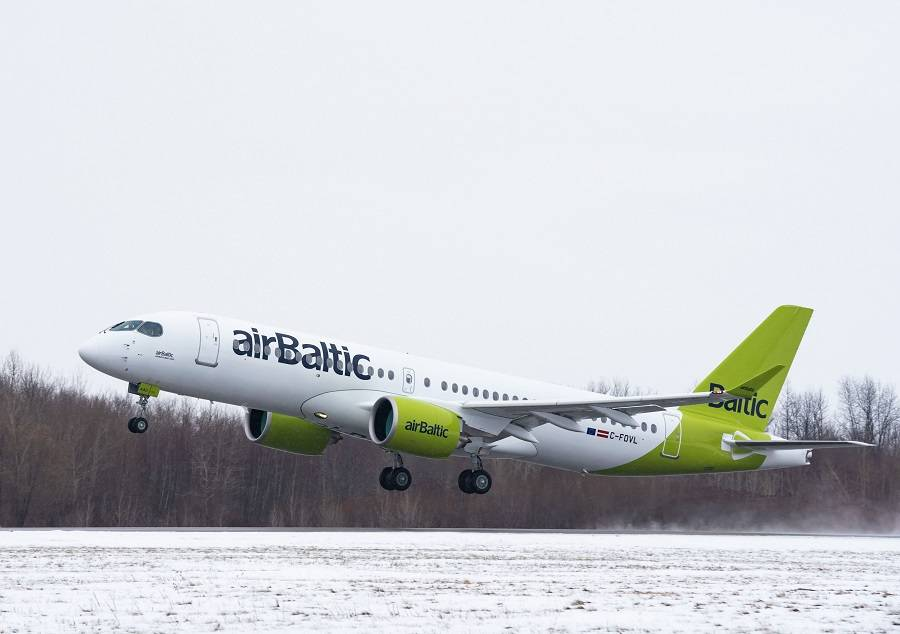 airBaltic – Now A Maintenance Training Organization