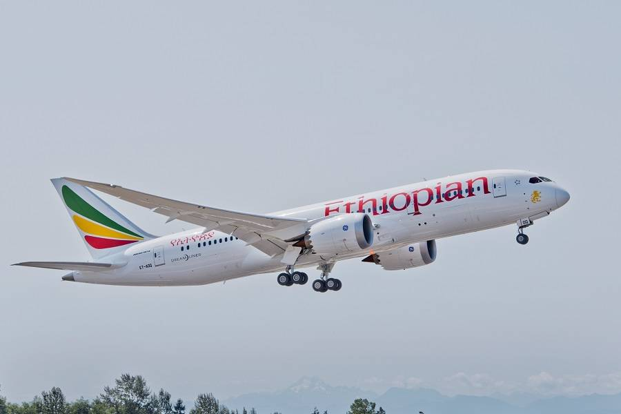Ethiopian – Cargo Drives Recovery, Eyes MAX Return!