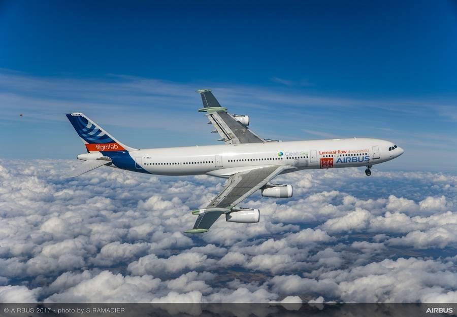 Airbus BLADE – Laminar Flow For Airliner Efficiency?