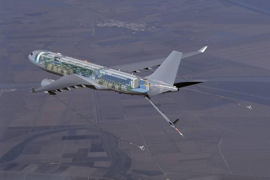 How Do Military Forces Use Airliner Aircraft Designs?